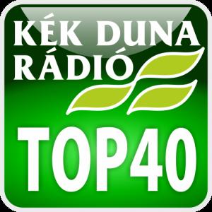 KÉK DUNA TOP 40